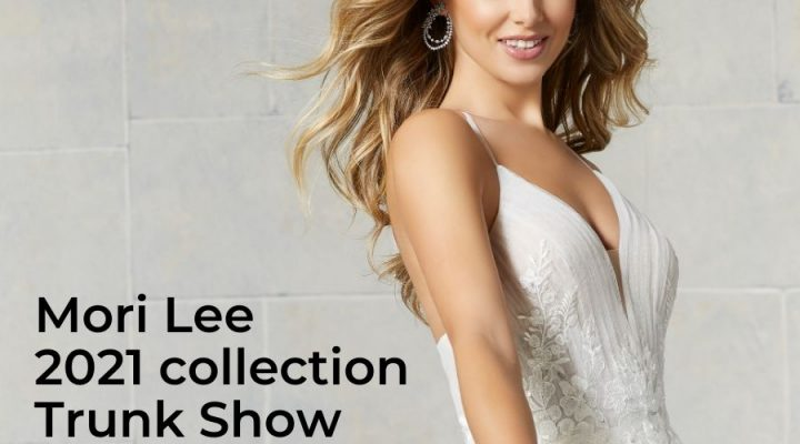 Mori Lee 2021 collection Trunk Show
