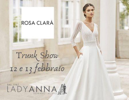 ROSA CLARÀ TRUNK SHOW